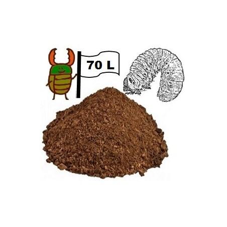 Flake Soil 70 L