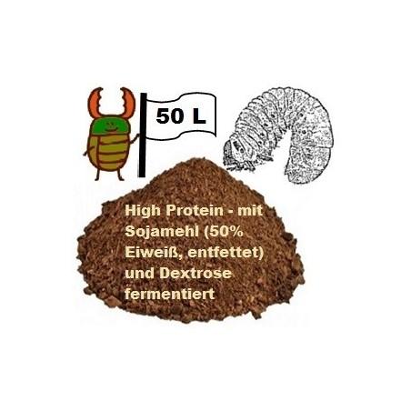 Flake Soil High Protein 50 L