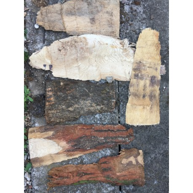 Holz Auflage