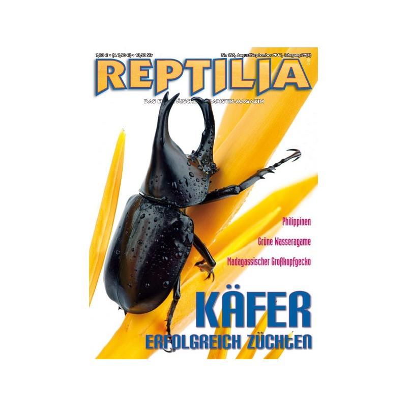 REPTILIA 126 - Käfer erfolgreich züchten