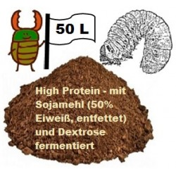 Flake Soil High Protein 50 L